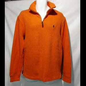 Ralph Lauren Polo 1/4 Zip Sweater Men's Small